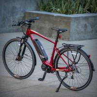 Vélo urbain Yamaha